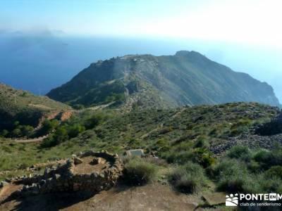 Calblanque y Calnegre - Cabo Tiñoso; excursiones puente Constitución; viajes verano;beneficios del